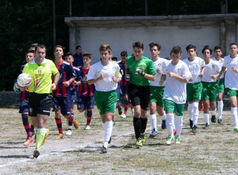 Almas Giovanissimi 2015 Coppa Pollino 2